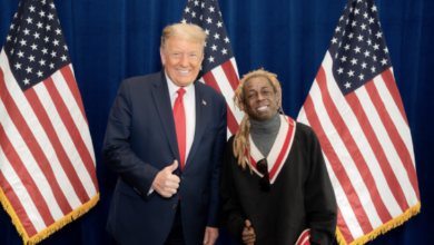 Photo of Why Rappers Endorsing Trump Won't Help More Black Men Vote For Him