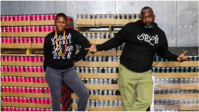 Photo of How Black-Owned Craft Beer Label Crowns & Hops Is Changing the Face of Beer for the Culture