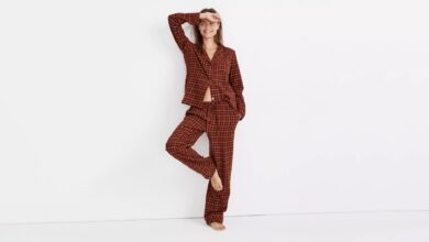 Photo of Best Flannel Pajamas For Women On Cold Winter Nights