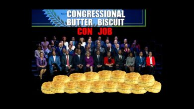 Photo of Tariq Nasheed: Congressional Butter Biscuit Con Job