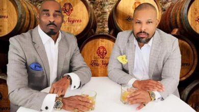 Photo of Two Entrepreneurs Launch the Newest Black-Owned Organic Tequila Brand Called Los Negros