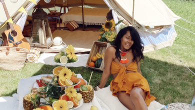 Photo of Casa Poesia Glamping: Switzerland's Black-Owned Luxury Pop-Up Glamping Site
