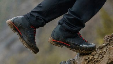 Photo of You Should Wear These Arc'teryx Hiking Boots With Really Nice Pants