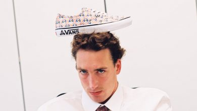 Photo of Palace x Vans Authentic and Apparel Collection Release Date