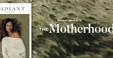 Photo of Motherhood: The Journey, A Look Inside Radiant No. 15 (Editor's Note)