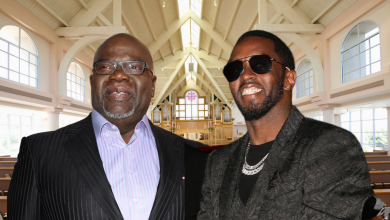 Photo of Diddy And T.D. Jakes Catch The Holy Ghost With New Show