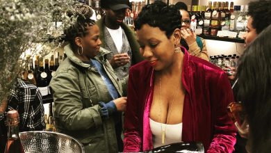 Photo of Marvina Robinson Owns One of the Few Black-Owned Champagne Brands, Stuyvesant Champagne