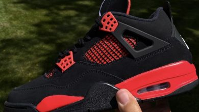 Photo of Thoughts on the Air Jordan 4 Red Thunder?