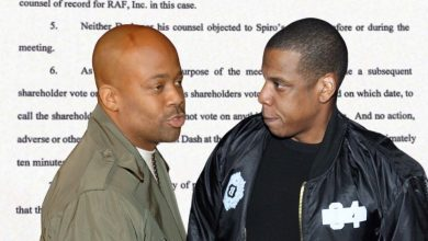 """Photo of EXCLUSIVE: Damon Dash Says Jay-Z Trying To Take Over Roc-A-Fella Today And Reveals Another """"Troublesome"""" Plot"""