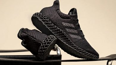Photo of Look for the adidas Futurecraft 4D Triple Black Now