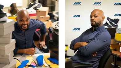 Photo of Scientist Launches Black-Owned Tech Startup, Aims to Revolutionize Footwear Technology