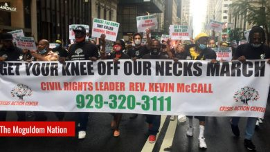 Photo of M4BL Group Demands Reparations From Government For History Of Targeting Movements That Support Black Life