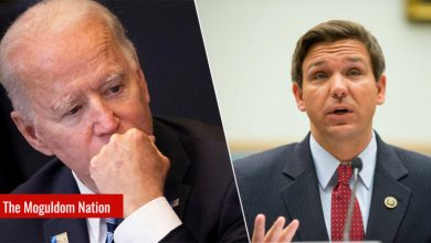 Photo of As Florida Becomes The US Capital Of Covid, Gov. DeSantis Blames Immigrants And Biden's Border Management