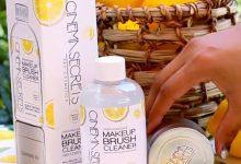 Photo of Cinema Secrets Tropical Lemon Makeup Brush Cleaner -A Clear Formula!
