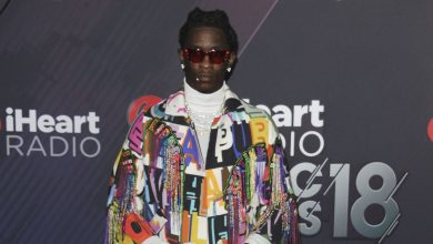 Photo of Young Thug Partners With Adobe For 'Punk' Jacket Print Design Contest