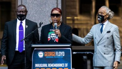 Photo of Police Reform: George Floyd's Sister Slams Biden For Not 'Stepping Up'