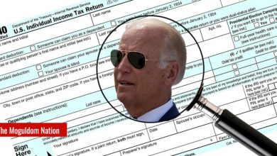 Photo of Biden's IRS Plan Would Allow Surveillance Of Small Bank Accounts, Venmo, PayPal, And Crypto