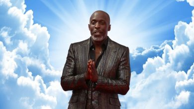 Photo of Michael K. Williams Laid To Rest In Pennsylvania