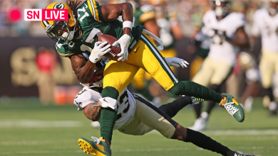 Photo of Packers vs. Lions live score, updates, highlights from NFL 'Monday Night Football' game