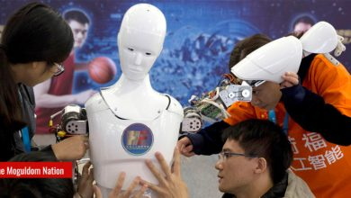 Photo of Ex-Pentagon Software Chief Says China Already Won Artificial Intelligence Battle, Quits In Protest