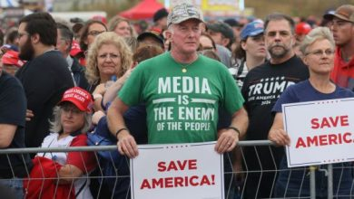 Photo of C-SPAN Gets Dragged Over Plan To Air Trump 'Save America' Rally In Iowa