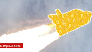 Photo of Bitcoin Goes Parabolic Above $55,000 To 5 Month High, Here's Why