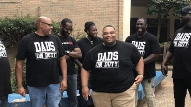 Photo of Black Fathers Organize To Help Keep The Peace At Louisiana High School