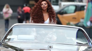 Photo of British Pop Singer Jesy Nelson Responds to Blackfishing Accusations