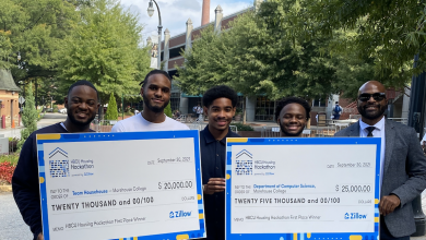 Photo of Morehouse College Students Walk Away With $20K Grand Prize Thanks To Zillow