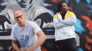 """Photo of KRS-One And Hakim Green Join Forces Again On """"The Cypher"""""""