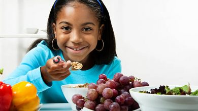 Photo of Are Fruits and Veggies a Recipe for Mental Well-Being in Kids?