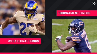 Photo of DraftKings Picks Week 6: NFL DFS lineup advice for daily fantasy football GPP tournaments